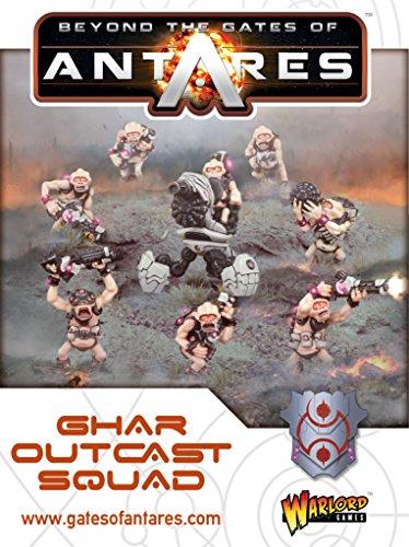 Gates of Antares - Ghar Outcast Squad