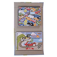 Cars Colouring Set for Boys. Cars and Trucks Colouring Book Activity Set for Boys. Great travel activity packs for kids / Activity Book. Great Gifts for Boys 6 years old