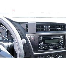 Antennenadapter ISO DIN tomzz Audio 2455-005 Doppel DIN Radioblende Set passend f/ür Toyota Auris E150 Bj.2007-2012 schwarz mit Radioadapter ISO