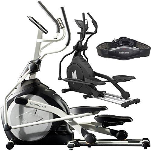 Skandika Crosstrainer Cardiocross Carbon Pro 23 5 Kg Schwungmasse
