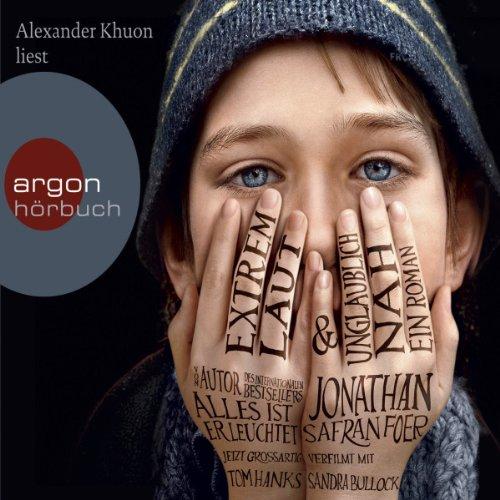 Buchseite und Rezensionen zu 'Extrem laut und unglaublich nah' von Jonathan Safran Foer