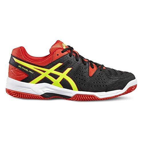 Asics Scarpe da tennis Gel-Padel Pro 3 Sg Black / Yellow 42
