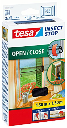 tesa-mosquito-fly-and-insect-open-close-screen-for-windows-13-m-x-15-m-max-black