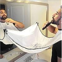 Tablier professionnel de rasage de barbe et de cheveux, étanche avec attrape-tablier de barbe, bavoir, par Philna12