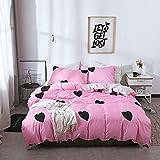 Dinosaurier Winter warm Quilt Kissenbezug Cartoon Schlafsaal einzigen doppelten dreiteiligen Set 200 * 200 dreiteilig