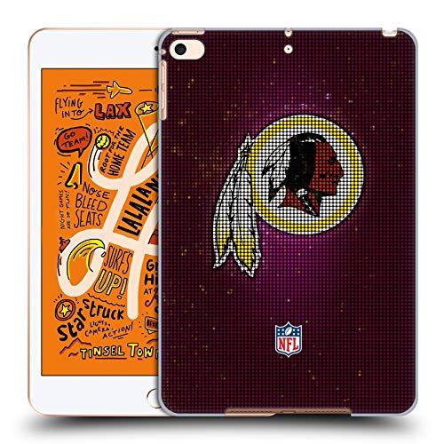 Head Case Designs Offizielle NFL LED 2017/18 Washington Redskins Harte Rueckseiten Huelle kompatibel mit iPad Mini (2019) Washington Nationals Ipad