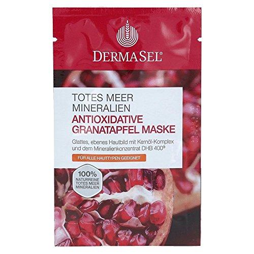 Spa-tote (DermaSel Spa Totes Meer Maske Granatapfel, 12 ml)