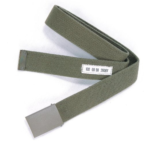 Bundeswehr Hosengürtel Textil, oliv, Länge:100