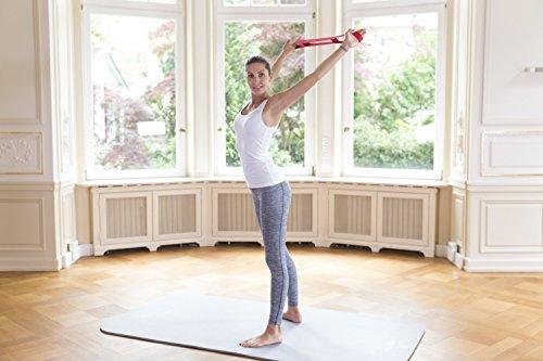 Liebscher & Bracht Schlaufe, erleichtert Übungen zur Engpassdehnung, für eine effiziente Schmerztherapie zusammen mit Yoga und Faszien-Training - 6