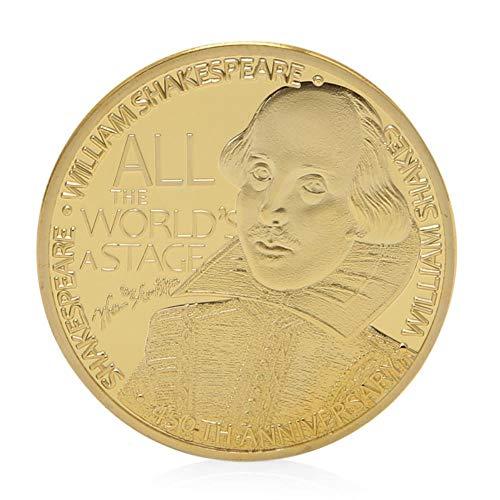 Das Gedenkmünzensammlungs-Token zum 450-jährigen Jubiläum der ganzen Welt - Alte Welt-stil Möbel