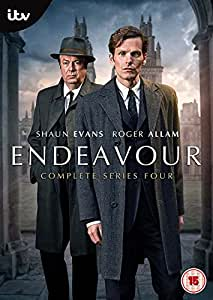 Endeavour Series 4 [DVD] [2016]