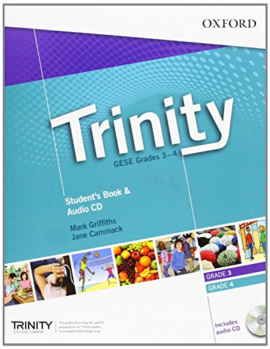 Trinity Graded Examinations in Spoken English (GESE): Trinity. GESE/ISE general. A2. Student's book. Per la Scuola media. Con CD Audio