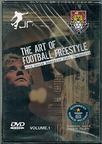 The Art of Football Freestyle with World and European champion John Farnworth