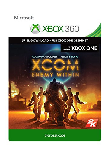XCOM: Enemy Within [Xbox 360/One - Download Code] (Xbox 360-spiele Xcom)