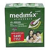 Ayurvedische Seife MEDIMIX mit 18 Pflanzen 125 g