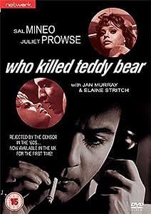 Who Killed Teddy Bear [1965] [DVD]