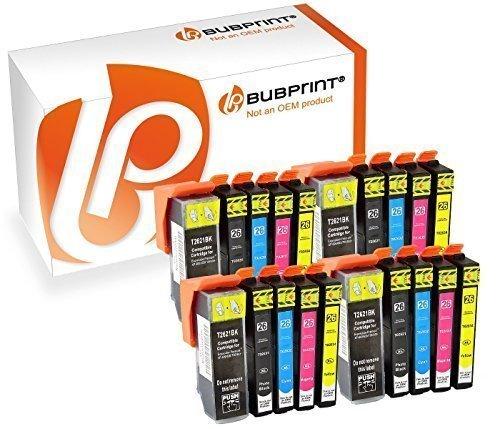 atronen kompatibel für Epson 26XL T2621 - T2634 für Expression Premium XP-510 XP-520 XP-610 XP-620 XP-700 XP-800 XP-810 XP-820 ()