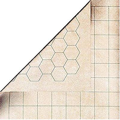 """Chessex Role Playing Play Mat: """"Megamat"""" Double-Sided Reversible Mat for RPGs..."""