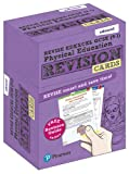 REVISE Edexcel GCSE (9-1) Physical Education Revision Cards: With Free Online Revision Guide (Revise Edexcel GCSE Physical Education 16)