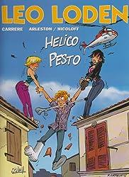 Léo Loden, Tome 17 : Hélico Pesto