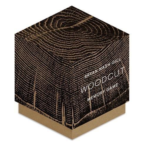 Woodcut memory game par Bryan Nash Gill