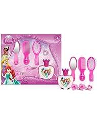 Disney Princess Fragrance & Hair Set Coffret Cadeau Set de 7