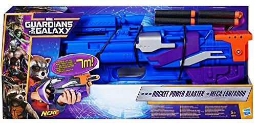 Hasbro Guardians of the Galaxy NERF Rocket Raccoons Power Blaster