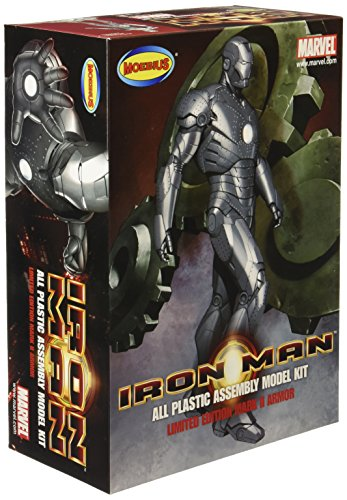 Iron Man Mark II Model Kit