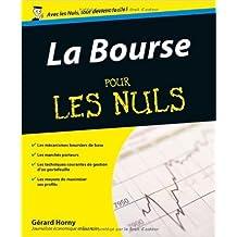 La bourse pour les nuls de Gérard Horny ( 10 septembre 2009 )
