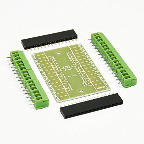 Terminal-adapter-kit (Expansion Board-Terminal-Adapter DIY Kits für Arduino NANO IO Shield V1.0)