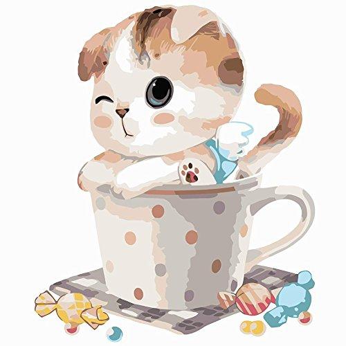 materiale-illustrativo-delle-pitture-colori-cute-cat-in-coppa-del-salone-della-casa-di-office-pictur
