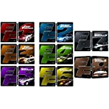 Fast & Furious Steelbook Edition 1-8 Blu-ray