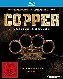 Copper - Justice Is Brutal - Die komplette Serie [Blu-ray]