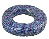 #10: 2 Core flexible copper wires and cables 23/76 300 feet (90 mtr) for domestic and industrial connections
