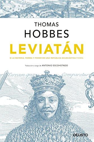 Leviatán: o la materia, forma y poder de una república eclesiástica y civil por Thomas Hobbes