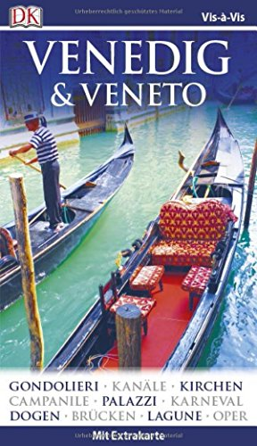 Vis-à-Vis Reiseführer Venedig & Veneto: mit Extra-Karte und Mini-Kochbuch zum Herausnehmen