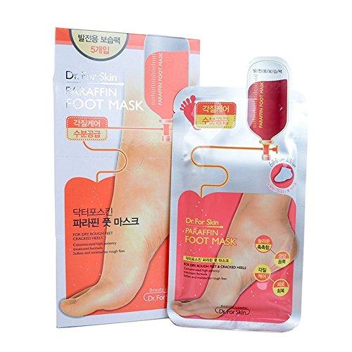 mediheal Paraffin Fuß Maske Füße Feuchtigkeitsspendende Socken Korean Haut Care Cosmetics