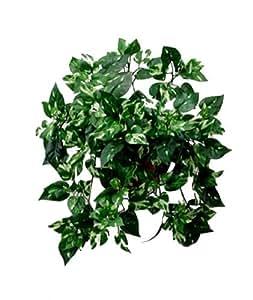 2x Cespugli Artificiali Photos U.V resistant- 240 foglie H.40 cm circa