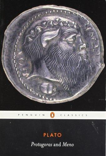 Protagoras and Meno (Penguin Classics) by Plato, Adam Beresford (2005) Paperback
