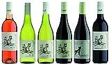 Painted Wolf Wein Rot/Weiß/Rosé-Wein Probierpaket Südafrika