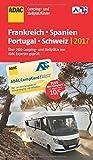 ADAC Camping- und Stellplatzführer Frankreich, Spanien, Portugal, Schweiz 2017 (ADAC Campingführer) bei Amazon kaufen