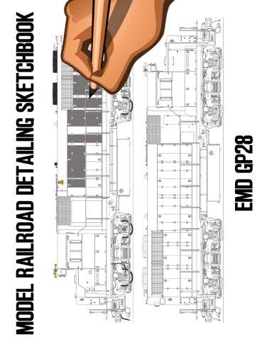 model-railroad-detailing-sketchbook-emd-gp28-a-tablet-for-left-or-right-hand-artists