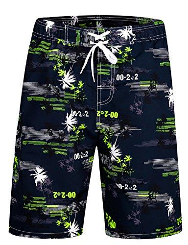 APTRO® Herren Slim Fit Freizeit Shorts Casual Mode Urlaub Strand-Shorts Sommer Jun 1526 DE 3XL Gelb