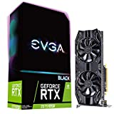 EVGA GeForce RTX 2070 SUPER BLACK GAMING, 8GB GDDR6, 08G-P4-3071-KR