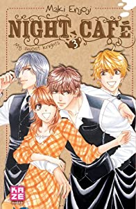 Night Café - My Sweet Knights Edition simple Tome 3