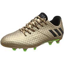 adidas Messi 16.1 FG J, para los Zapatos de Entrenamiento de fútbol Unisex niños