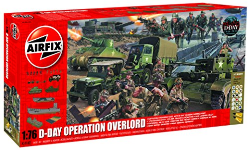 Airfix 1:72 D-Day Operation Overlord Gift Set
