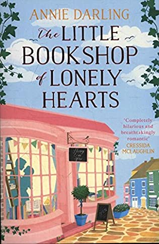 book cover of The Little Bookshop of Lonely Hearts