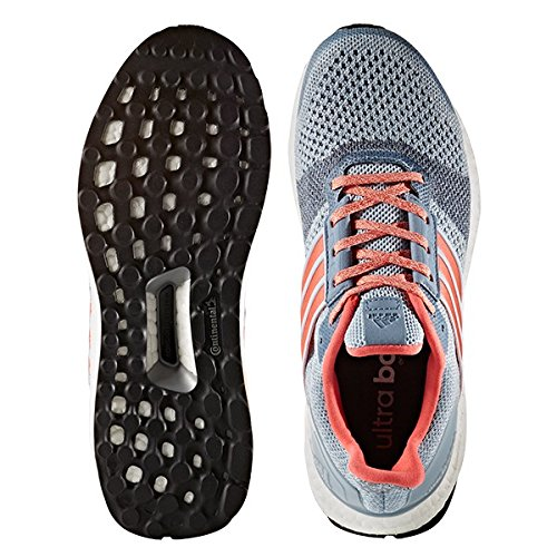 adidas Ultra Boost St W, Scarpe da Ginnastica Donna Blu (Azusen/Corneb/Grpudg)