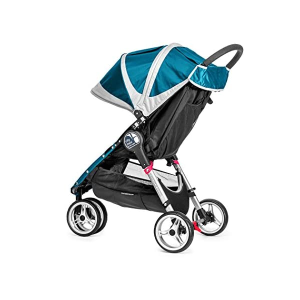 Baby Jogger City Mini Stroller - Single, Teal Baby Jogger  3